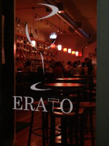 Our venue - Erato on Main.