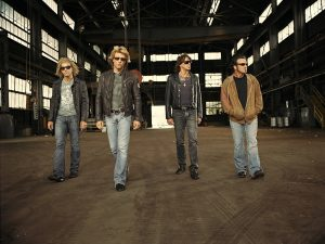 The boys of Bon Jovi
