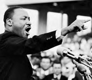 My hero - Dr. Martin Luther King, Jr.