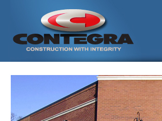 Contegra Construction Website