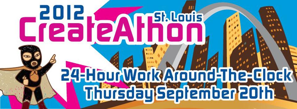 Two More Days Until CreateAthon, Yo!
