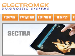 Electromek Website