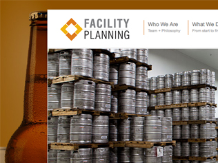 Facility Planning Website