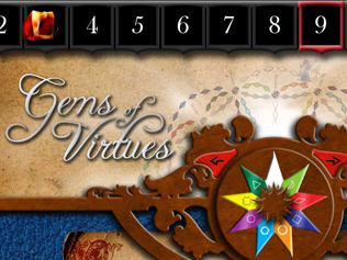 Gems of Virtues Website