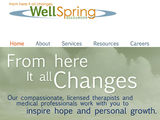 Wellspring Resources Website
