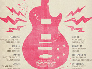 Jack Schmitt Chevrolet Concert Series