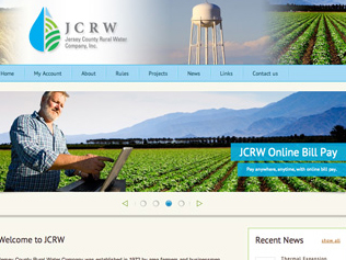 Jersey County Rural Water Company Website