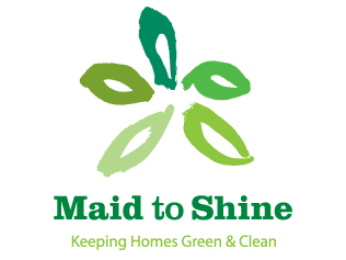 Maid To Shine Branding