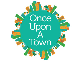 Once Upon A Town Branding