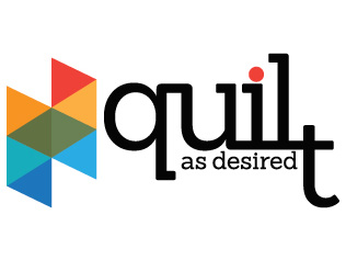 Quilt As Desired Branding
