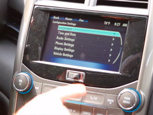 Jack Schmitt In-Car Bluetooth Demo Video