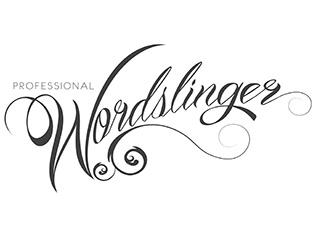 Professional Wordslinger Branding