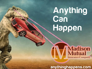 Madison Mutual Anything Can Happen Video