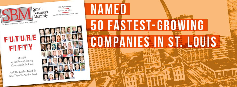 St Louis Business Journal - Best Places To Work - 2013 Winner