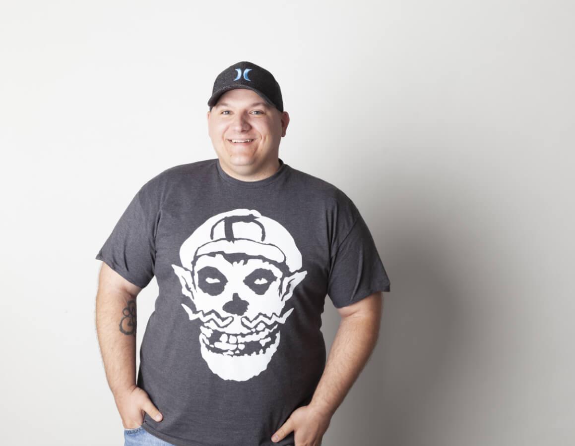 Think Tank Jeff Jourdain Graphic Designer