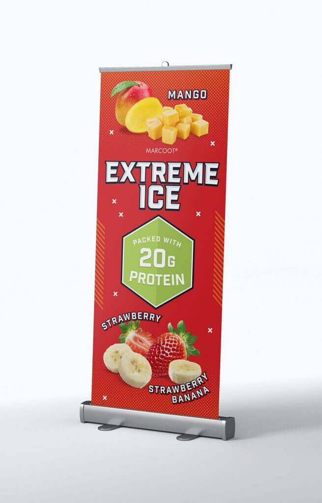 Marcoot Extreme Ice banner
