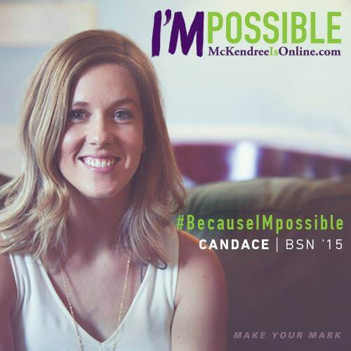 Think Tank social media mckendree impossible