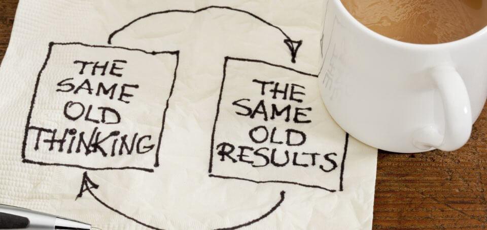 Think Tank Services napkin doodle