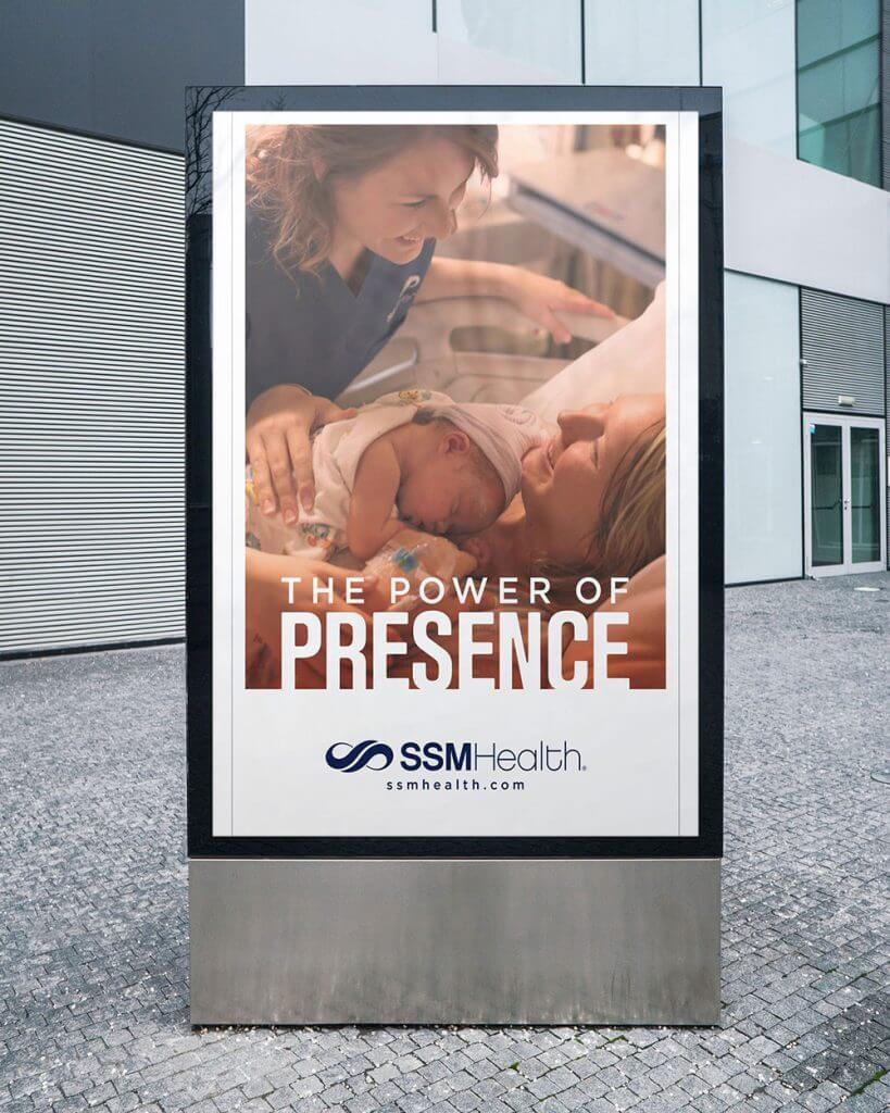 SSM Health poster