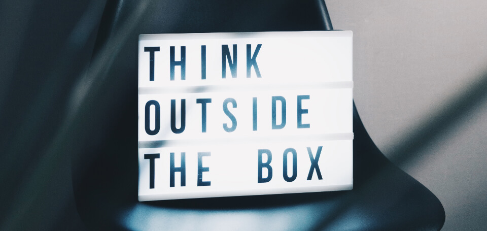 Think Tank Services think outside the box