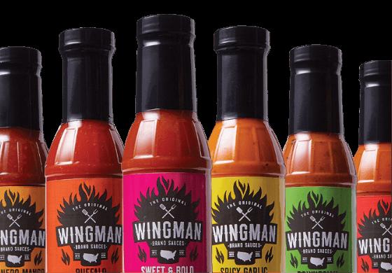 Arcobasso Wingman Sauce