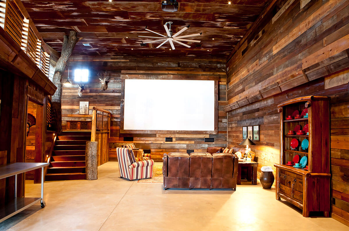 Think Tank PR Marketing Design ginger huff hunting lodge commercial photography