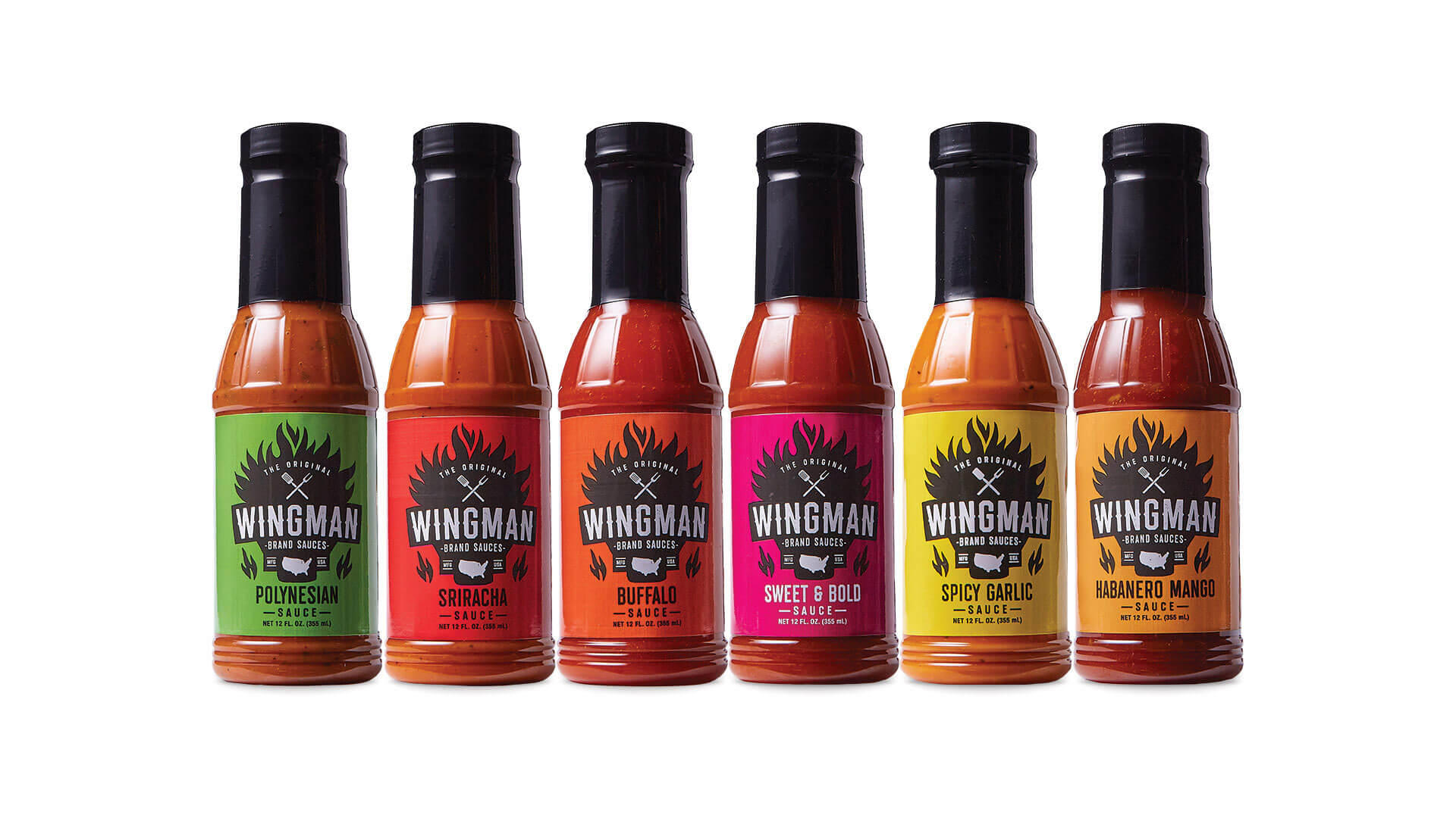Think Tank PR Marketing Design Wingman Sauce commercial photography